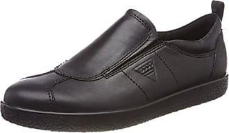Ecco black Sneakers Soft Femme 41 1 Noir Basses Eu rrq7Y