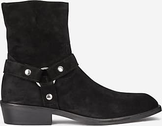 Kooples Noir En Bottines The Nubuck thQdCBxsro