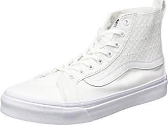 en Baskets en jusqu''à Vans® Blanc Vans® Baskets Blanc jusqu''à 1x6gnddq