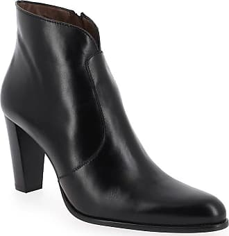 Abril Pour Noir Femme Muratti Boots w61v6Bq