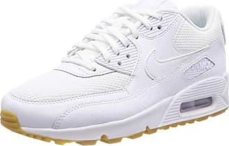 quality design cd596 8e89a Light Mujer Para 135 Wmns Air Zapatillas Nike 90 42 Blanco Max gum Brown 5  Eu White WqwSvYppg