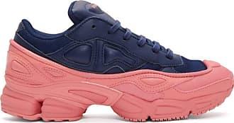Adidas Ozweego Originals Roses Et Baskets Raf Edition Bleues Simons Uwq1X04
