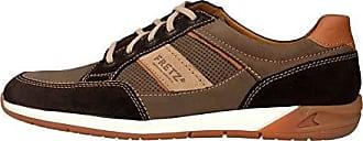 In 6059 Große Toro Men 8810 Herrenschuhe 48 übergrößen Größe Sneaker Braun Fretz 59 0Bnwzx0