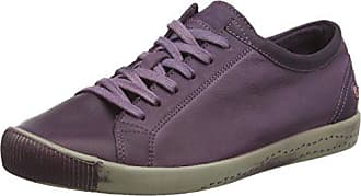 purple Violett Sneaker Eu 569 Softinos Damen Washed Isla 40 Leather RFxqRXwYnZ
