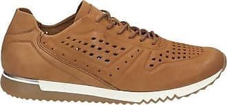 Mittelbraun Damen Leder Sneaker Sneaker Tamaris Leder Tamaris Damen qc0w10vU