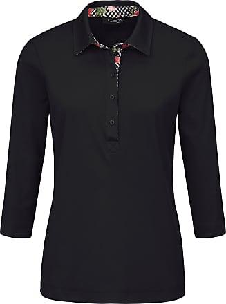 mouwen 3 Met Zwart 4 Van Poloshirt Looxent pHnzI8