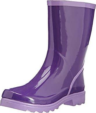 5 797 3 Uk Purple Ankle Playshoes Wellies Femme Boots 5 Bottes 35 De Neige Short Wellington lila Violet Violett flieder RxBqg