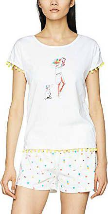 blanc Dagunie18 Femme Haut Taille Pyjama De Bleu Arthur large Fabricant X Xxq4dw
