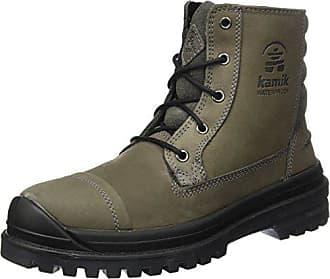 Chelsea charcoal Kamik Boots Homme Griffon Eu 45 Grau charbon nrp7n