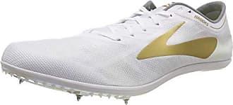 Zapatillas Brooks V5 Unisex De oro Blanco Wire Running 102 46 Eu bianco Adulto gEqEH1