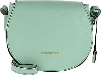 Coccinelle Soft Umhängetasche Jade Grün Clementine Bag Crossbody UUrATq7