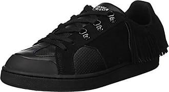 Eu Femme 39 Sneakers K299 De Fringes Chaussures Gymnastique nero Noir Trussardi With 7wq4np