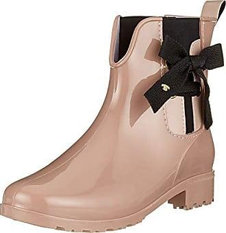 Schuhe Für Gummistiefel Schleife 39 Kurzer Old Rose Tailor Frauen Mit Tom twCaq