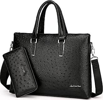 black1 männer Addora Geschenk onesize muster Strauß Business Aktentasche Tasche Umhängetasche Handtasche Geldbörse Einfarbig wZXTkOilPu