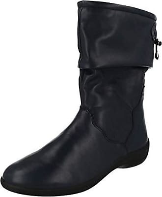 Boots Padders Regan Femme Eu 24 Bleu Chelsea 37 navy 5 rx6wx