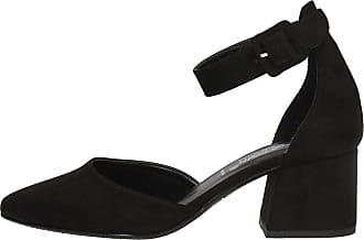 Chaussures 2400 Bottega Talon Lotti Noir À Femme SU5EgwTxEq
