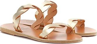 Greek Ancient Sandalen Sandals Aus Skiriani Leder BPq61PZ