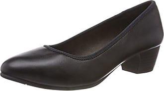 Eu 38 Mujer Tacón 21 022 Soft Para 22360 Zapatos De Nappa black Line Negro B6HOAZwqS