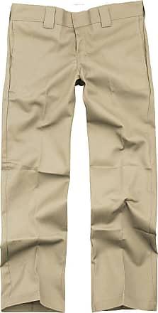 Pour Pantalon Straight Messieurs Slim Kaki Dickies WorkChino SqGVUzMp