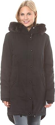 Bench Core Cotton - Mantel für Damen - Schwarz Bench