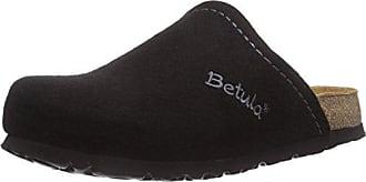 House, Unisex-Erwachsene Clogs, Schwarz (Black), 37 EU (4.5 Erwachsene UK) Betula