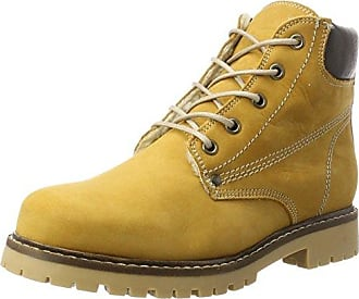 Damen Warm Worker Boot Chukka Bianco oJsEjzbZT