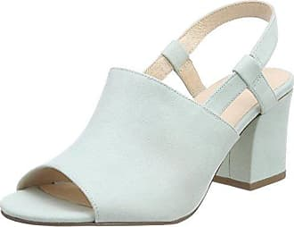 Bianco 20-49679, Bout Ouvert Femme - Turquoise - Turquoise (Mint 36), 41 EU