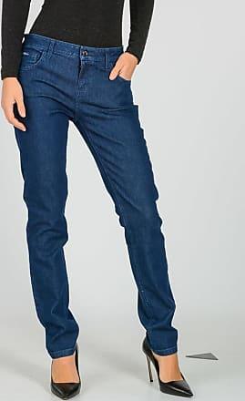 15cm Jeans with Swarovski Details Größe 44 Blumarine