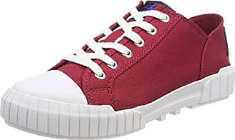 Calvin Klein Jeans Biff Nylon, Sneakers Basses Homme, Noir (BBK 000), 44 EU