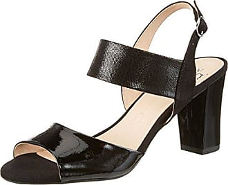 Damen 28307 Offene Sandalen mit Keilabsatz Caprice IIwhK