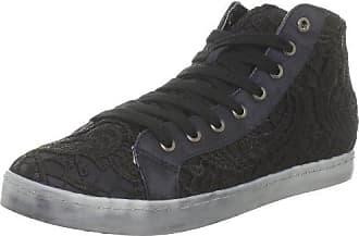 Colors of California Hcskech5, Baskets mode femmeNoir (Black), 40 EU