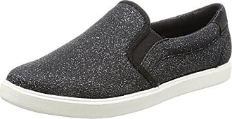 Crocs Citilane Slip-on Sneaker, Sneakers Basses Femme - Noir (Black Shimmer 0CB), 36/37 EU