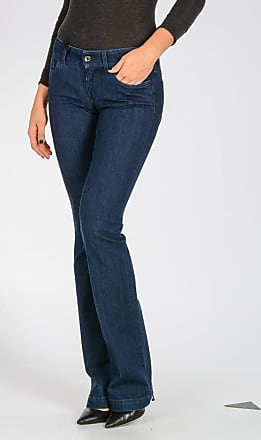 22 cm Stretch Indigo Denim COOL Jeans Größe 36 Dolce & Gabbana