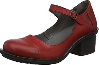 Fly London Yill773fly, Cales Fermées, Rouge (Red), 38 EU