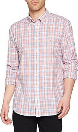 GANT Couleur : Chemise pour Homme Coupe Regular fit Loisirs Palazzo Exclusiv t-Shirt fBD Nos-LSBleuSmall qzGwVy68AI