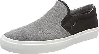 Jack & Jones Jjturbo Canvas Sneaker Anthracite - Zapatillas Hombre, Gris (Anthracite), 41 amazon-shoes el-negro Zapatillas bajas