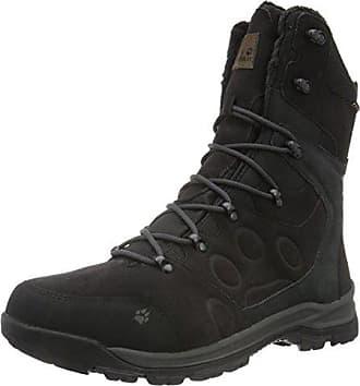 Jack Wolfskin Thunder Bay Texapore High W, Chaussures de Randonnée Hautes Femme, Gris (Phantom 6350), 41 EU