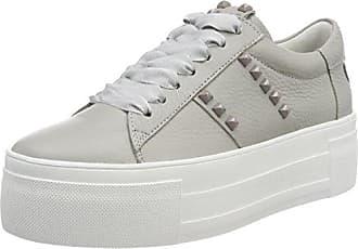 Kennel und Schmenger Schuhmanufaktur Lion, Zapatillas para Mujer, Weiß (Bianco Sohle Weiß-Schwarz), 38.5 EU amazon-shoes el-azul