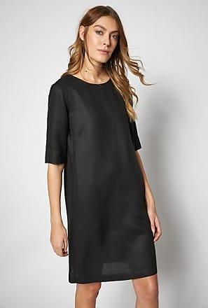 3/4 Arm Kleid aus Tencel Lanius