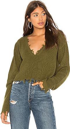 Prospect Sweater im Tarnfarben. - Größe L (also in M,S,XL,XS,XXS) Lovers + Friends
