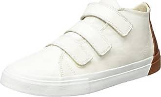 Marc O'Polo 70723783502105, Sneaker a Collo Alto Uomo, Bianco (Offwhite), 44 EU
