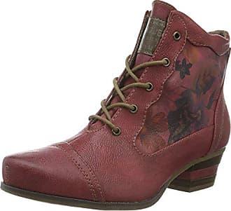 Mustang 1187-509-5, Bottes Femme, Rouge (Rot), 38 EU