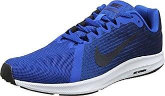 Nike Downshifter 8, Chaussures de Running Homme, Bleu (Blue Nebula/Dark Obsidian-Navy-White 401), 42.5 EU