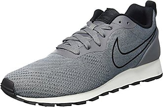 Nike Lunarestoa 2 Se, Chaussures de Running Homme - Multicolore - Negro/Gris (Black/Black-Anthracite-Cl Grey-), 42 EU