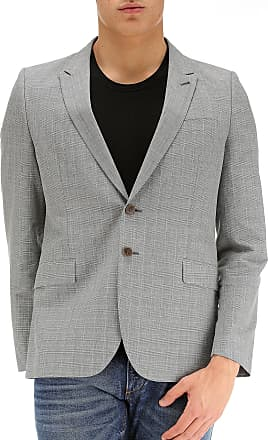 Paul Smith Blazer for Men, Sport Coat On Sale, Light Camel, Cotton, 2017, L M XL XXL