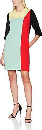 Damen Kleid Colour Block Dress Peter Jensen