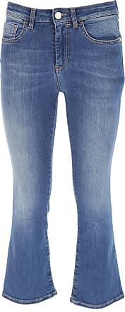 Jeans, Bluejeans, Denim Jeans für Damen Günstig im Sale, Denim Blau, Baumwolle, 2017, 40 42 42 44 46 Pinko
