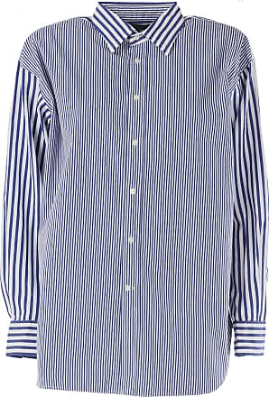 Hemde für Damen, Oberhemd Günstig im Sale, Marine blau, Baumwolle, 2017, 40 Ralph Lauren