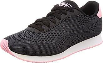 Reebok Royal Glide Clip 2, Sneakers Basses Homme, Noir (Black/Ash Grey/Rugged Maroon/White), 39 EU