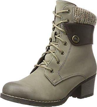 Damen 92529 Stiefel, Beige (Beige/Moro/Stein, 38 Rieker